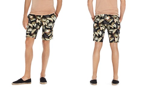 Scotch & Soda Floral Print Classic Chino Shorts - Bloomingdale's_2