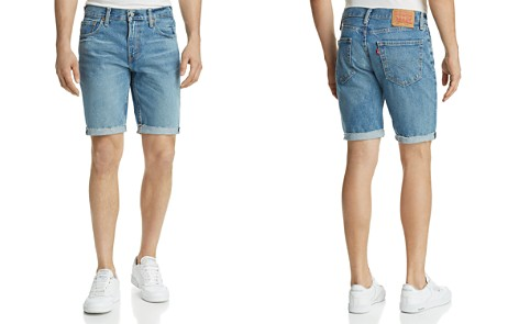 Levi's 511 Denim Slim Fit Shorts - Bloomingdale's_2
