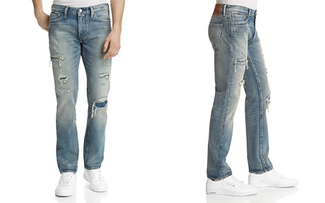 Levi's 511 Slim Fit Jeans in The Burn - Bloomingdale's_2