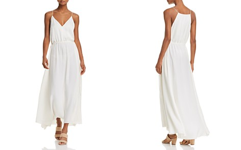 Theory Silk Relaxed Maxi Dress - Bloomingdale's_2