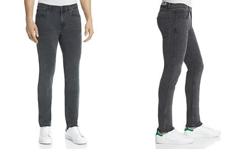 HUGO 734 Stretch Skinny Jeans in Black - Bloomingdale's_2