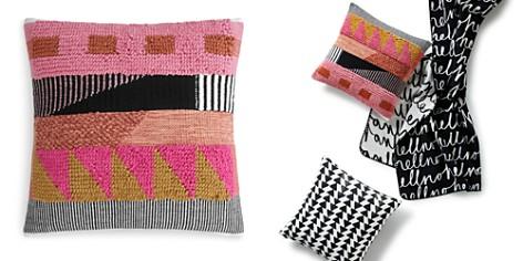 """Sparrow & Wren Geo Texture Decorative Pillow, 20"""" x 20"""" - 100% Exclusive - Bloomingdale's_2"""