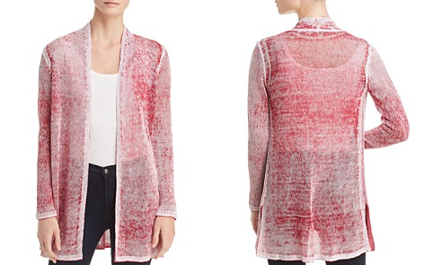NIC and ZOE Open-Front Mélange Knit Cardigan - 100% Exclusive - Bloomingdale's_2