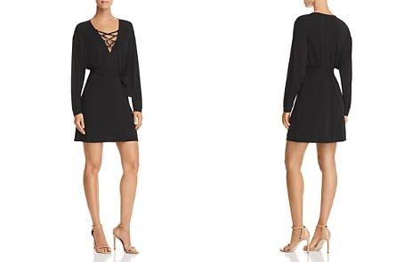Ramy Brook Siera Lace-Up Dress - Bloomingdale's_2