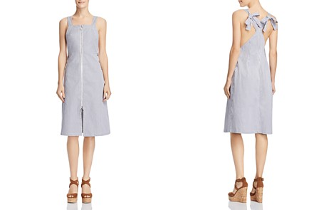 C/MEO Collective Together Again Striped Midi Dress - Bloomingdale's_2