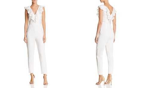 Keepsake Radar Ruffled Jumpsuit - Bloomingdale's_2
