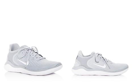 Nike Women's Free RN 2018 Lace Up Sneakers - Bloomingdale's_2