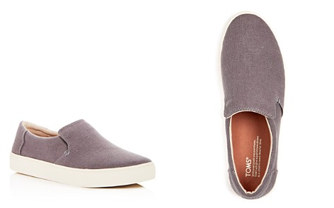 TOMS Men's Lomas Slip-On Sneakers - Bloomingdale's_2