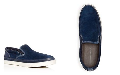 John Varvatos Star USA Men's Jet Suede Slip-On Sneakers - Bloomingdale's_2
