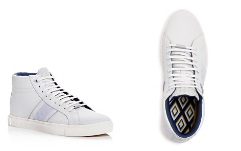 Ted Baker Men's Cruuw Leather High Top Sneakers - Bloomingdale's_2