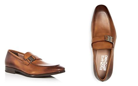 Salvatore Ferragamo Men's Benson Leather Loafers - Bloomingdale's_2
