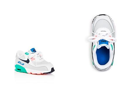Nike Boys' Air Max 90 LTR Lace Up Sneakers - Walker, Toddler - Bloomingdale's_2