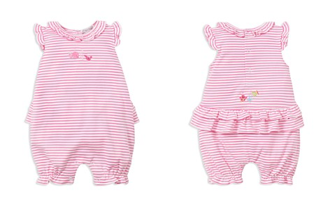Kissy Kissy Girls' Ocean Treasures Striped Playsuit - Baby - Bloomingdale's_2