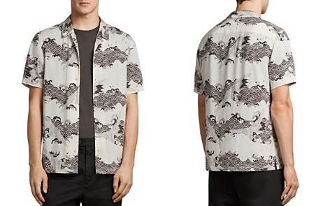 ALLSAINTS Crane Regular Fit Button-Down Shirt - Bloomingdale's_2