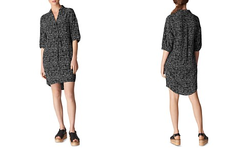 Whistles Lola Sahara-Print Dress - Bloomingdale's_2