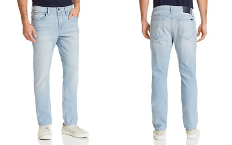 Joe's Jeans Brewster Slim Fit Jeans in Light Indigo - 100% Exclusive - Bloomingdale's_2