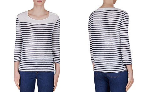 Gerard Darel Plume Sailor Top - Bloomingdale's_2