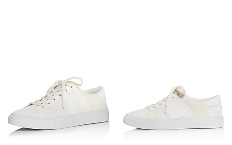 Tory Burch Women's Ames Leather & Suede Sneakers - Bloomingdale's_2
