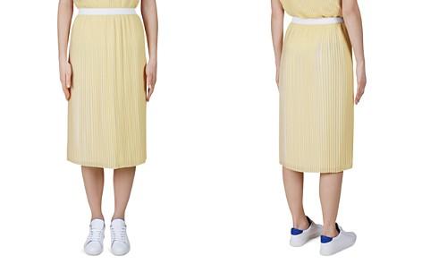 Gerard Darel Aaron Pleated Midi Skirt - Bloomingdale's_2
