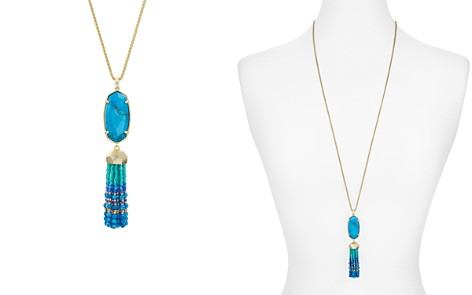 "Kendra Scott Eva Tassel Pendant Necklace, 32"" - Bloomingdale's_2"