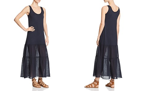 Velvet by Graham & Spencer Agnese Tiered Maxi Dress - Bloomingdale's_2