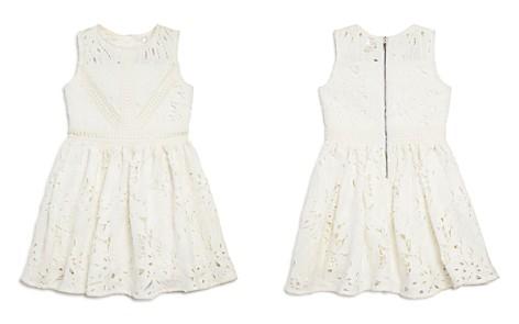 Bardot Junior Girls' Panama Leaf-Lace Dress - Little Kid - Bloomingdale's_2