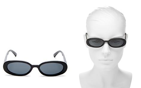 Le Specs Women's Outta Love Cat Eye Sunglasses, 50mm - Bloomingdale's_2