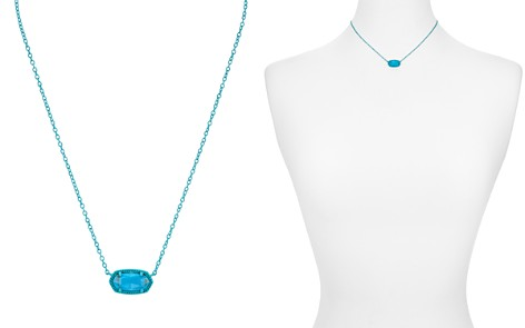 "Kendra Scott Elisa Matte Necklace, 15"" - Bloomingdale's_2"
