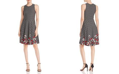 Leota Ava Textured Knit Dress - Bloomingdale's_2