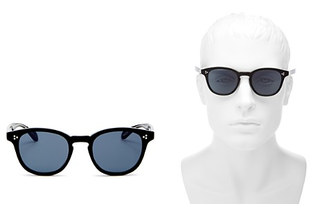 Oliver Peoples Kauffman Square Sunglasses, 49mm - 100% Exclusive - Bloomingdale's_2