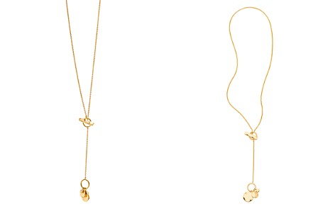 "Gorjana Chloe Small Toggle Charm Necklace, 18.75"" - Bloomingdale's_2"