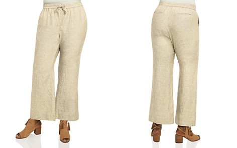 Foxcroft Plus Shore Flared Pants - Bloomingdale's_2