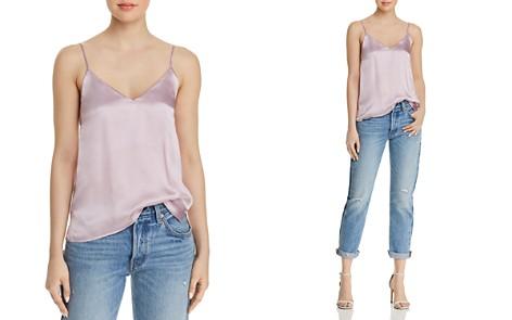Anine Bing Gwyneth Silk Camisole Top - Bloomingdale's_2