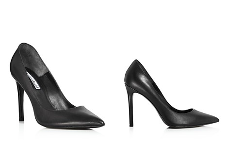 Charles David Women's Caleesi Leather Pointed Toe High-Heel Pumps - Bloomingdale's_2