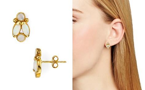 Argento Vivo Simulated Opal Cluster Stud Earrings - Bloomingdale's_2