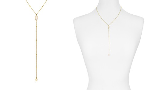 Argento Vivo Simulated Opal Lariat Necklace - Bloomingdale's_2