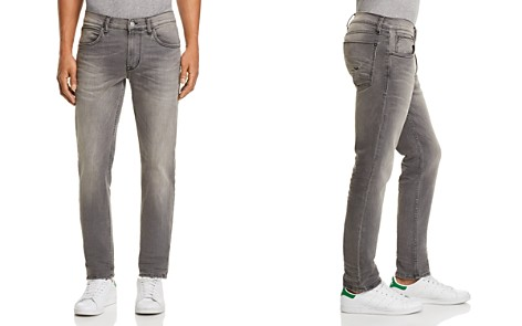 Hudson Blake Slim Straight Fit Jeans in Ink Slinge - Bloomingdale's_2
