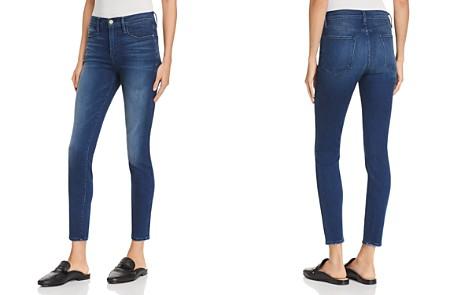 FRAME Le High Skinny Jeans in Silver Spring - Bloomingdale's_2