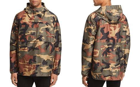 Herschel Supply Co. Camouflage Color-Block Anorak Jacket - Bloomingdale's_2