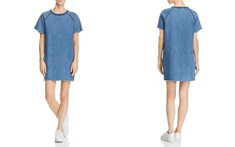 rag & bone/JEAN Denim T-Shirt Dress - Bloomingdale's_2