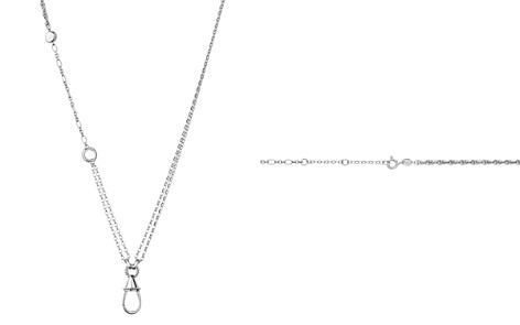 Links of London Sterling Silver Amulet Necklace - Bloomingdale's_2