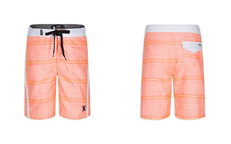 Hurley Boys' Shoreline Striped Board Shorts - Little Kid - Bloomingdale's_2
