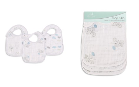 Aden and Anais Night Sky Reverie Classic Snap Bibs, 3 Pack - Bloomingdale's_2
