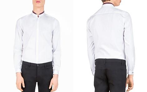 The Kooples Paper Popeline Slim Fit Button-Down Shirt - Bloomingdale's_2