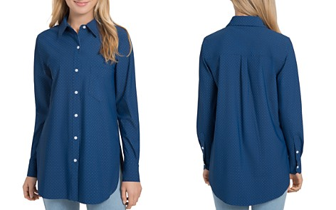 Lyssé Schiffer Button-Down Top - Bloomingdale's_2