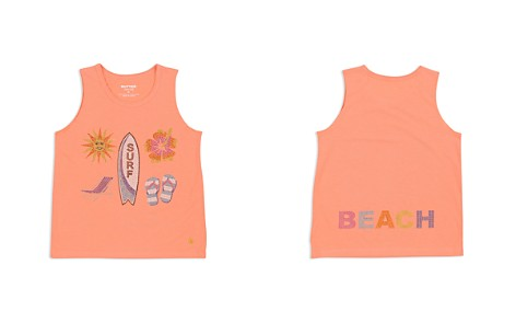 Butter Girls' Embellished Surf Beach Tank - Big Kid - Bloomingdale's_2