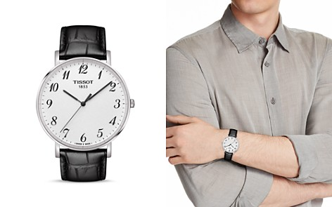 Tissot Everytime Watch, 42mm - Bloomingdale's_2