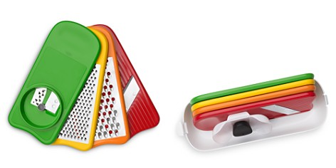 OXO Good Grips Spiralize, Grate & Slice Set - Bloomingdale's_2