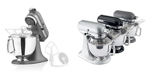 KitchenAid Artisan 5-Quart Tilt-Head Stand Mixer #KSM150PS - Bloomingdale's_2