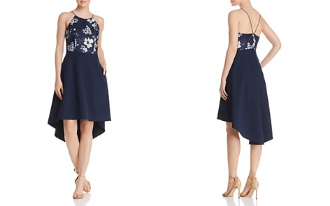 Aidan by Aidan Mattox Embellished High/Low Dress - Bloomingdale's_2